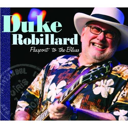 DUKE ROBILLARD - Passport To The Blues 61mvj78mbdL._SS500_