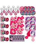 My Little Pony Mega Mix Value Favor Pack (48) Pieces Birthday Party Supply