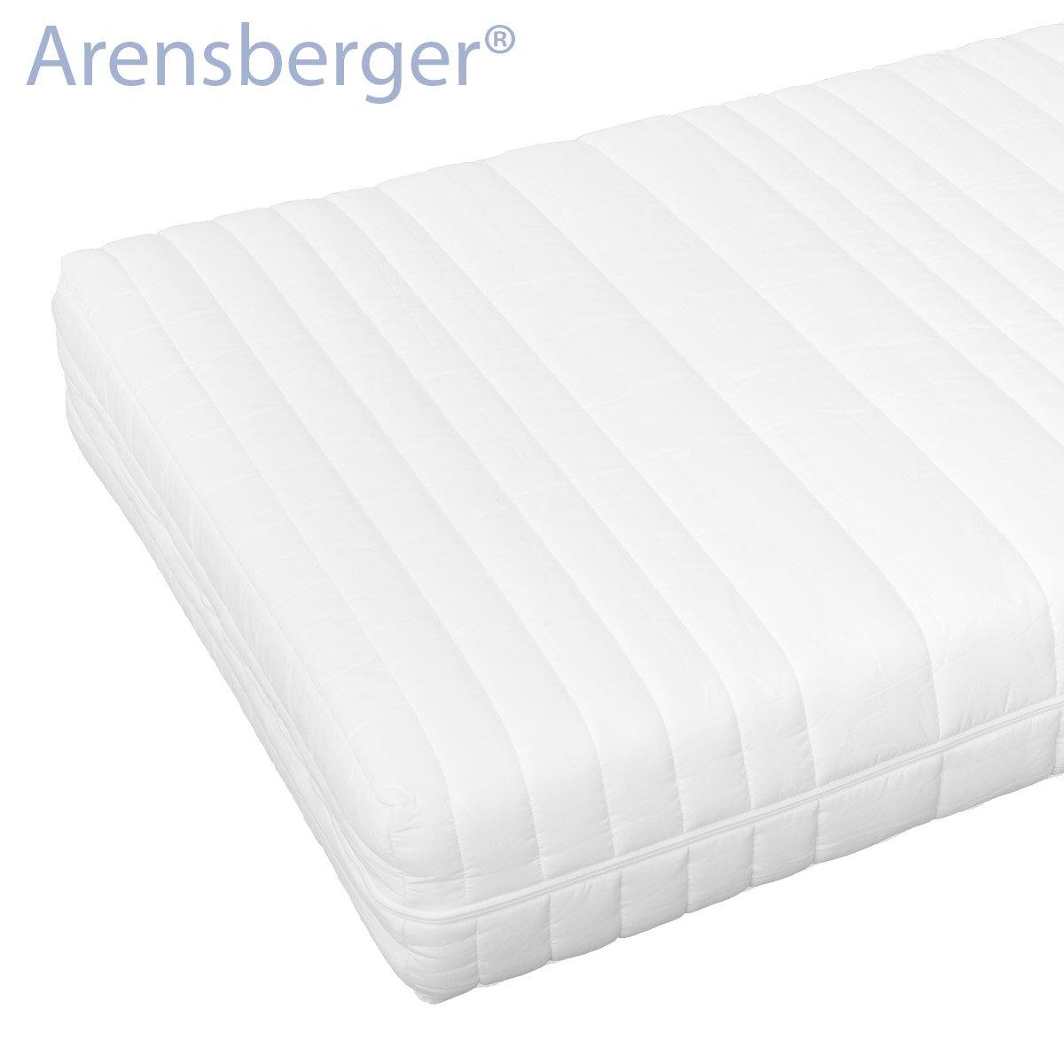 Arensberger 2580 11-Zonen Traumpur-20 Matratze RG30 mit Nanocell Kern, 140 x 200 x 20 cm, 110 kg jetzt bestellen