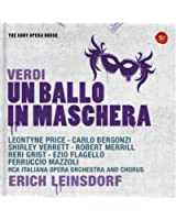 Verdi : Un bal masqué (Un ballo in maschera)
