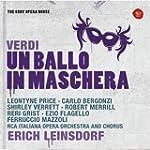 Verdi : Un bal masqu� (Un ballo in ma...