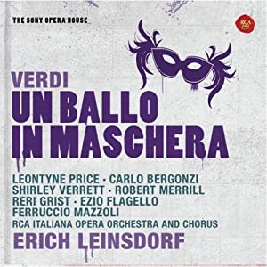 Verdi: Un ballo in maschera - The Sony Opera House