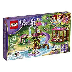 LEGO Friends Jungle Rescue Base 41038 Building Set by LEGO Friends
