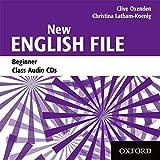 New English File: Beginner: Class Audio CDs: Class Audio CDs Beginner level