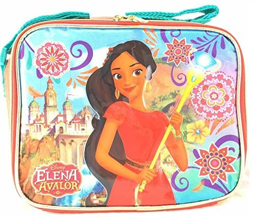 2016 New Disney Elena Of Avalor Lunch Bag-06145