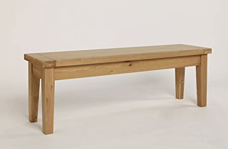 Chiltern Grand Oak Bench