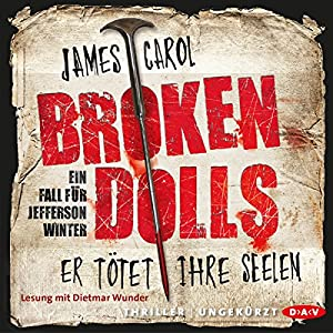 Broken Dolls Hörbuch