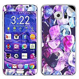 Theskinmantra Pearls Samsung Galaxy S6 Edge mobile skin