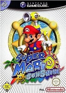 Super Mario Sunshine by Nintendo
