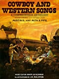 img - for Cowboy And Western Songs Lead Line And Chords book / textbook / text book