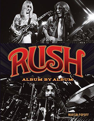 Rush Album by Album [Popoff, Martin] (Tapa Dura)