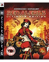 Command & Conquer: Red Alert 3 - Ultimate Edition (PS3) [import anglais]