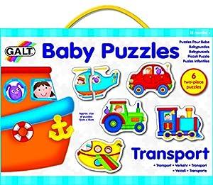 Galt - Puzzle de 12 piezas (GA1003037) por Galt