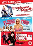 Employee Of The Month/Pledge This/School For Seduction [DVD]