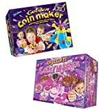 Golden Coin Maker and Chocolate Lolly Maker pack