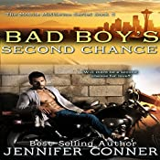 Bad Boy's Second Chance: The Mobile Mistletoe, Book 5 | Jennifer Conner