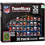 Official NFL Teenymates Boxed Collectible QB Collection Plus Puzzle