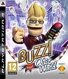 echange, troc Buzz! Quiz World (PS3) [import anglais]