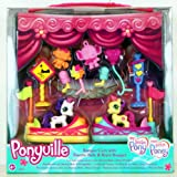 My Little Pony - Friendship is Magic - Ponyville - Bumper Cars with Sweetie-Belle & Royal Bouquet - 63677