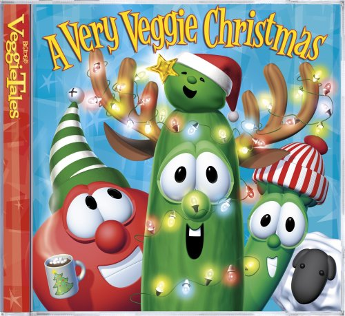A Very Veggie Christmas artwork