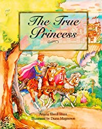 (FREE on 9/30) The True Princess by Angela Hunt - http://eBooksHabit.com