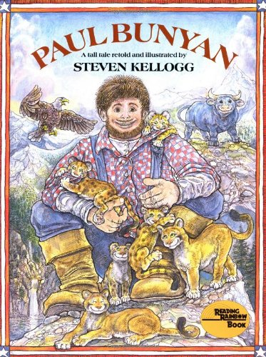 Paul Bunyan 20th Anniversary Edition (Reading rainbow book)