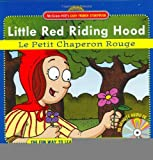 img - for Easy French Storybook: Little Red Riding Hood (Book + Audio CD): Le Petit Chaperon Rouge (McGraw-Hill's Easy French Storybook) [Hardcover] [2005] (Author) Ana Lomba book / textbook / text book