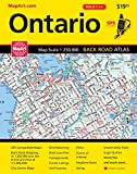 Ontario Back Road Atlas