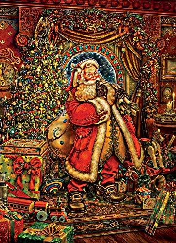 Cobble Hill Christmas Presence Jigsaw Puzzle, 1000-Piece