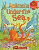 Animals Under the Sea Lift-the-Flap