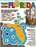 img - for Travel & Learn Florida: A Book for Traveling Families by Mathews, Sally Schofer (1998) Paperback book / textbook / text book