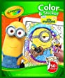 Crayola Minions Color and Sticker