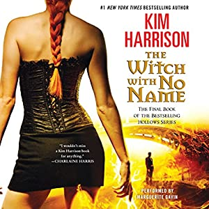 The Witch with No Name Hörbuch