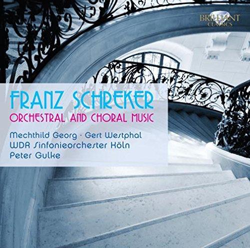 CD : Peter Gulke - Orchestral & Vocal Works (CD)