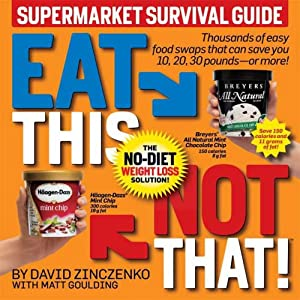 "Cover of ""Eat This Not That! Supermarket ..."