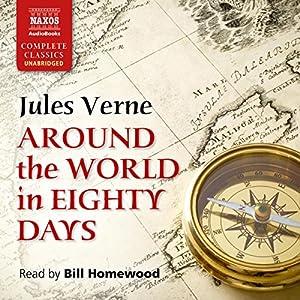Around the World in Eighty Days Audiobook