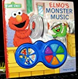 Drum Elmo Sesame Street: Elmo's Monster Music (1412733251) by SESAME WORKSHOP