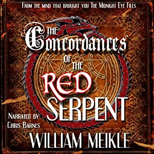 The Concordances of the Red Serpent Audiobook