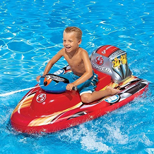 Spring & Summer Toys Banzai Motorized Wave Cruiser Pool Rider