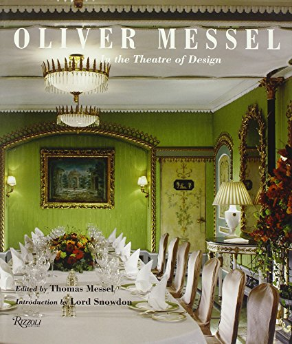 Oliver Messel: In the Theatre of DesignFrom Rizzoli