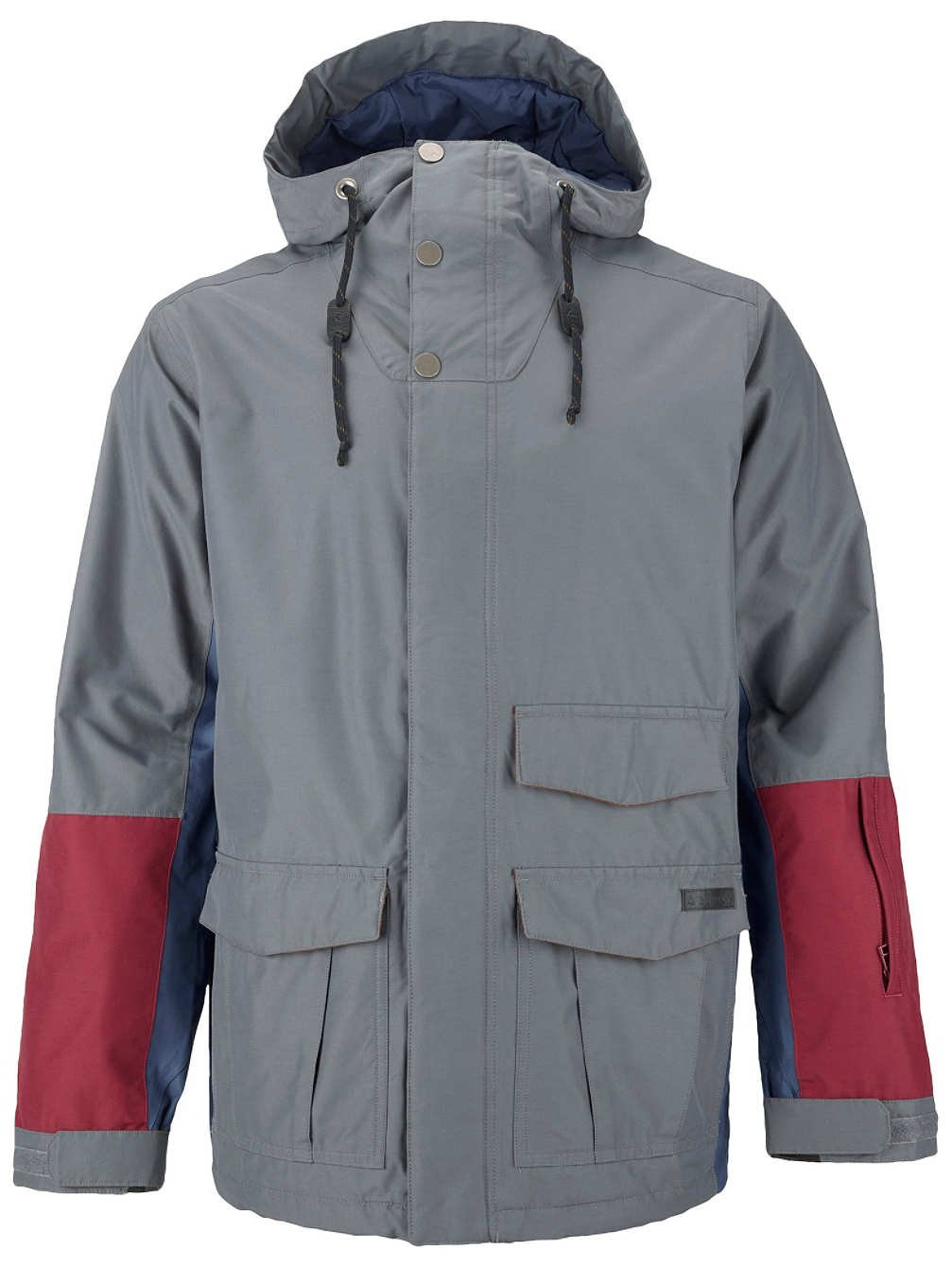 Northfield Jacket bog/team blue/crimson günstig