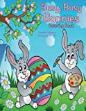 img - for Busy, Busy Bunnies Coloring Book book / textbook / text book