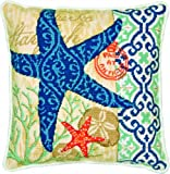 Dimensions Needlecrafts Needlepoint, Starfish image