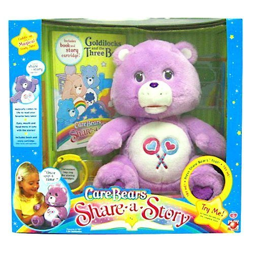 Play Along Toys Care Bears Share-A-Story - Buy Play Along Toys Care Bears Share-A-Story - Purchase Play Along Toys Care Bears Share-A-Story (Play Along, Toys & Games,Categories,Dolls,Baby Dolls)