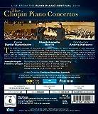 Image de Chopin Piano Concertos [Blu-ray]