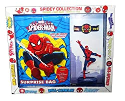 Spiderman Ultimate Spidey Collection