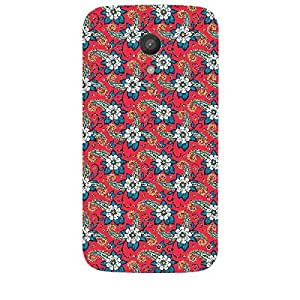 Skin4gadgets TROPICAL FLOWERS PATTERN 14 Phone Skin for MOTO G 1ST G