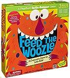 Peaceable Kingdom / Feed the Woozle Award Winning Preschool Skills Builder Game