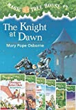 img - for Magic Treehouse #1-8 Paperback Book Set Includes Dinosaurs Before Dark, the Knight At Dawn, Mummies in the Morning; Pirates Past Noon, Night of the Ninjas; Afternoon on the Amazon; Sunset of the Sabertooth & Midnight on the Moon Tree House Books book / textbook / text book