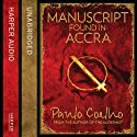 Manuscript Found in Accra (       UNABRIDGED) by Paulo Coelho Narrated by Jeremy Irons
